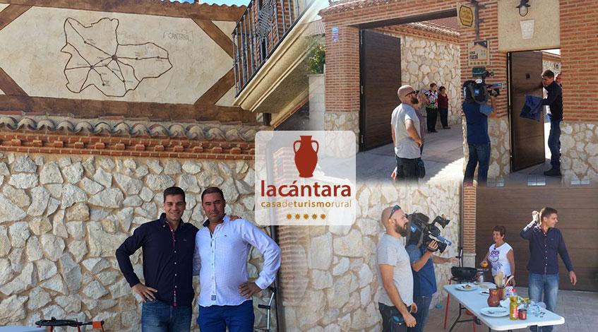 Casa Rural La Cantara Serrada TVE