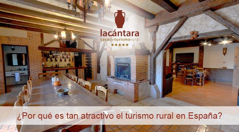 turismo rural españa