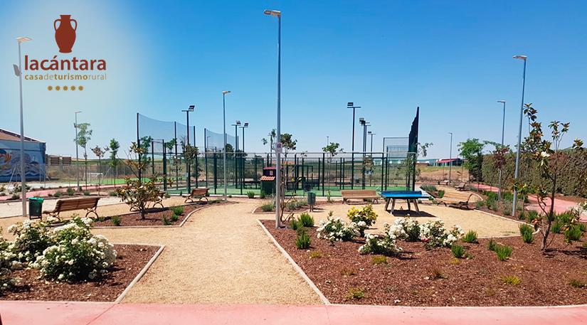 parque deportivo intergeneracional el prado serrada valladolid
