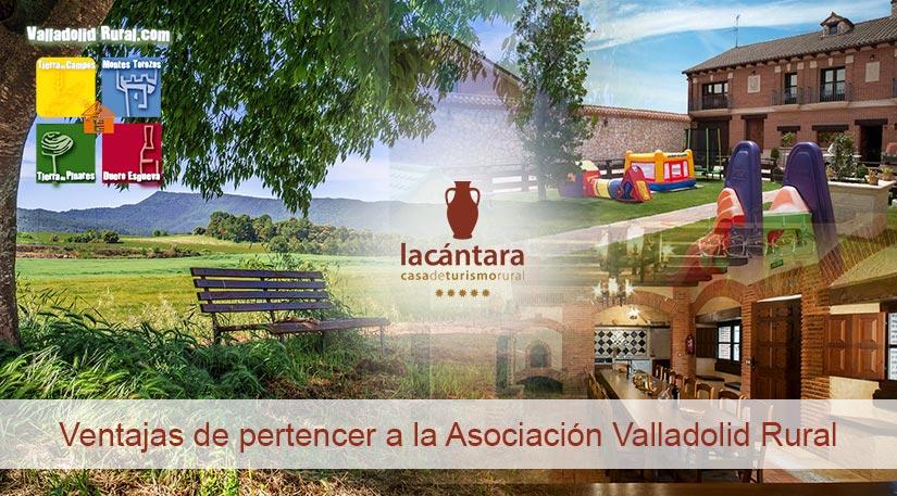 Ventajas de Valladolid Rural
